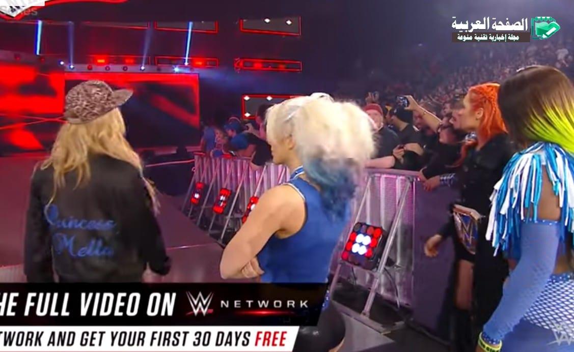 اصابة المصارعة takes Nikki Bella's