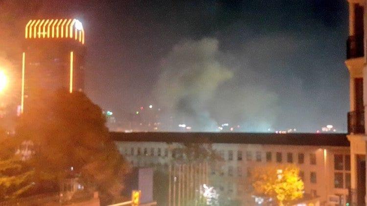 إنفجار تفجير إسطنبول اخبار تركيا 11-12-2016