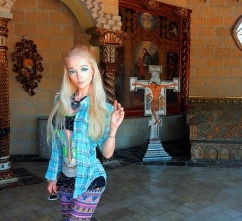 صور باربي 2017 , بنات باربي روسية 2017 , اجمل فتاة روسية 2017 تشبة الباربي