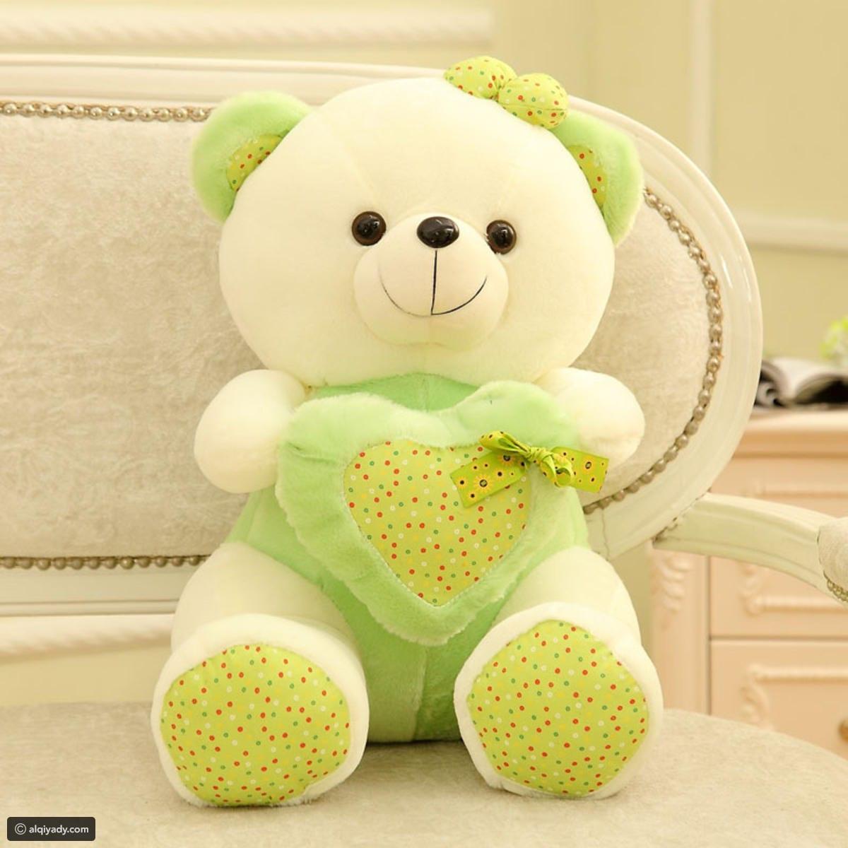 هدية الدببه بمناسبة عيد الحب
