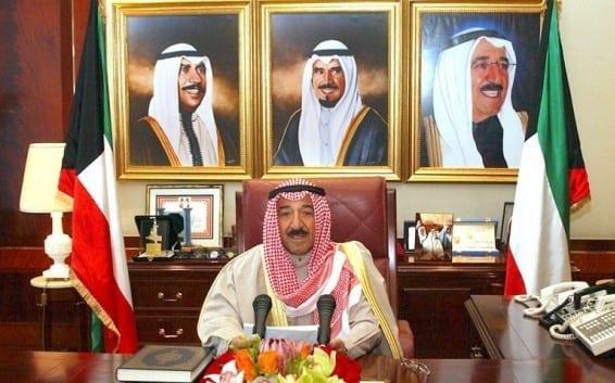 صورة وفاة أمير الكويت الشيخ صباح الأحد الصباح شائعه ولا صحة لها