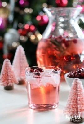 مشروبات عيد الكريسماس