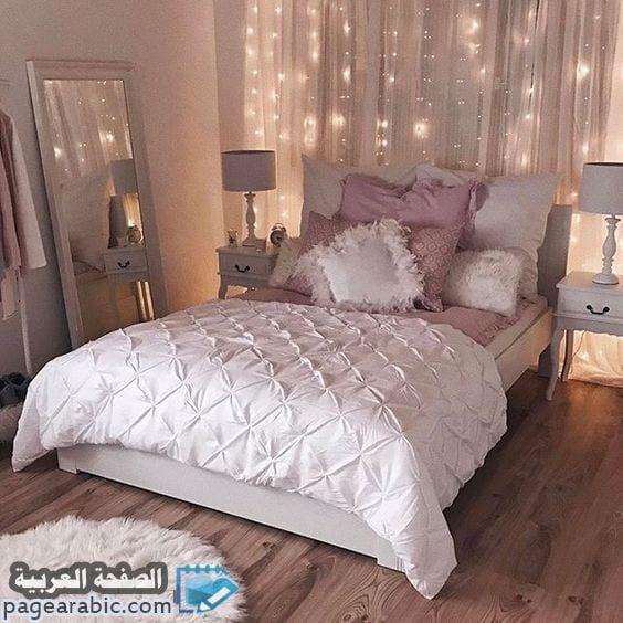 غرف نوم رومانسية ومثيرة