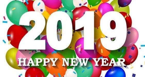 اجمل الصور للعام الجديد 2019 تهنئة السنة الجديدة 2019 كتابة تاريخ