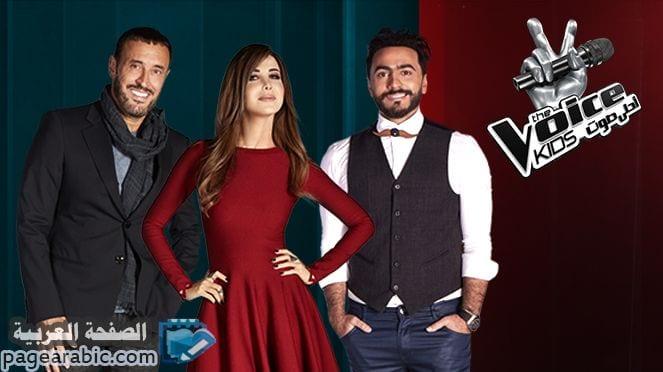 صورة ذا فويس كيدز الموسم الثاني الحلقة 7 تأهل ماريا قحطان – أشرقت أحمد