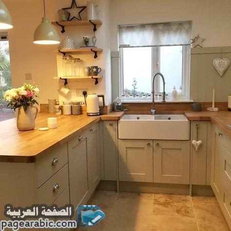 صورة تصاميم مطابخ مودرن kitchen designs modern من الداخل 2021
