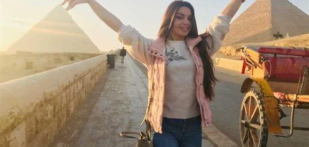 ماهو سبب ترحيل الراقصة جوهره من مصر إيكاترينا اندريفا