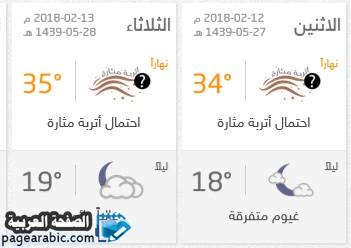 صورة حقيقة هطول الأمطار في منطقة جدة ومكة المكرمة الإثنين والثلاثاء 26 جمادى الأولى 1439هـ من حالة الطقس اليوم