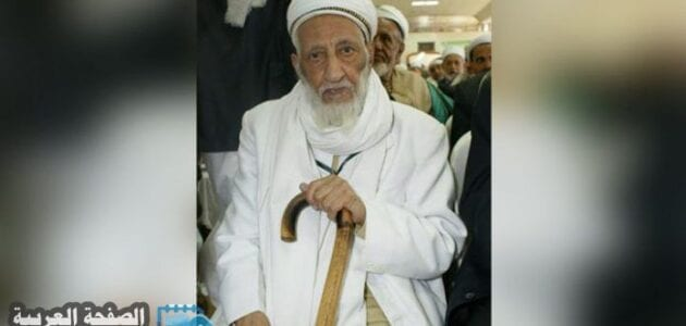 وفاة : جنازة حمود عباس المؤيد في تشييع كبير في وسط العاصمة صنعاء