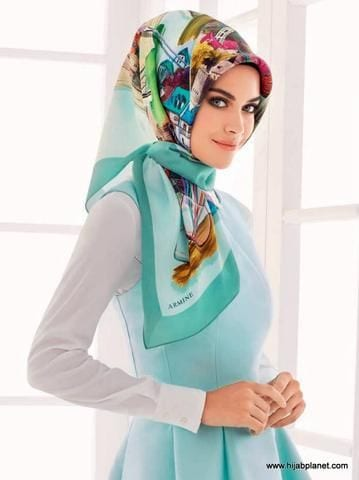 تركية حجاب