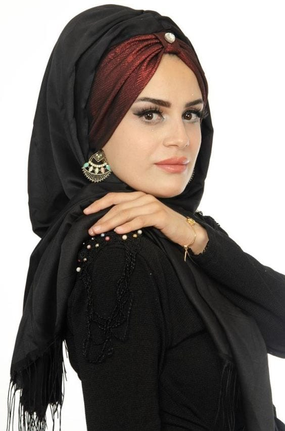 Photo of نساء محجبات 2020 ازياء فساتين صور بنات محجبات 2020