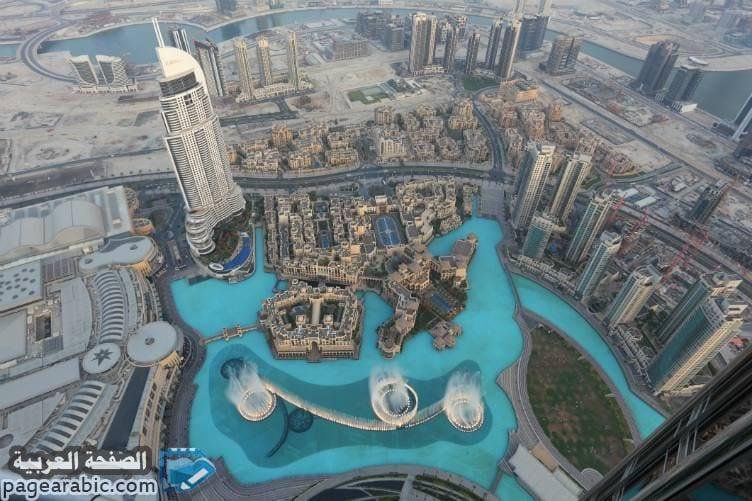 برج خليفة في دبي 2019