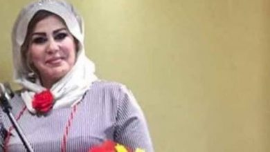 صورة فيديو متداول حول اغتيال سعاد العلي ناشطة عراقية