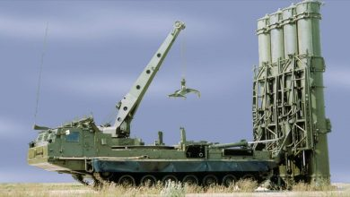 صورة روسيا تعترف تسليم سوريا منظومة إس-300