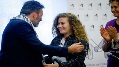 Photo of تكريم عهد التميمي من قبل نادي ريال مدريد في إسبانيا