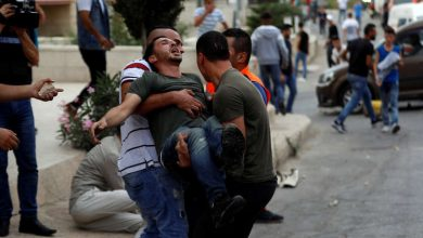 Photo of مواجهات بين الفلسطينيين والجيش الإسرائيلي في الضفة الغربية