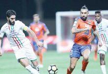 صورة اهداف مباراة الإتفاق ضد الفيحاء الدوري السعودي 3:0