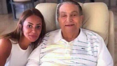 صورة حقيقة وفاة حسني مبارك