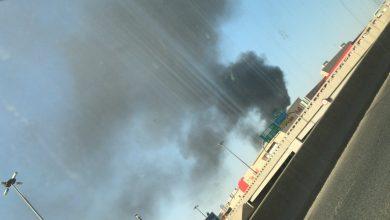 Photo of فيديو حريق في محول محطات الكهرباء بالرياض اليوم الإثنين