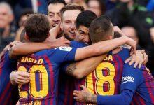 صورة نتيجة أهداف مباراة برشلونة وريال مدريد في الشوط الأول كلاسيكو الليلة