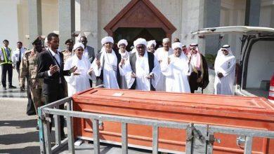 صورة تشييع جنازة المشير عبدالرحمن سوار الذهب اليوم في البقيع المدينة المنورة