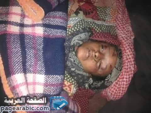وفاة طفل في تعز جراء سيول الأمطار - الصفحة العربية