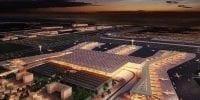 صور مطار اسطنبول الجديد 2019