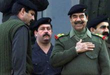 صورة سبب وفاة عدنان جيري شمائل حارس صدام حسين