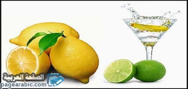 فوائد رجيم الليمون لخسارة الوزن