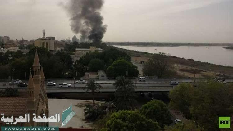 Photo of سبب حريق القصر الجمهوري في السودان