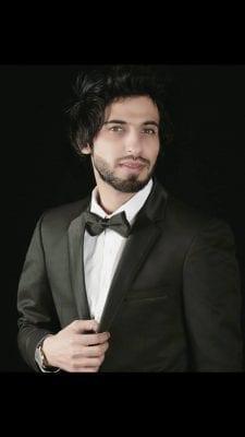 جنازة محمد الأقليمي ورثاء احد اصدقائه