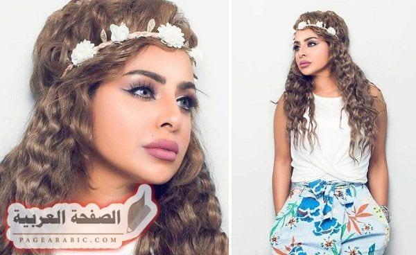 صورة الإعلامية مي العيدان تطالب الفنانة هند البلوشي بالتوقف عن الغناء