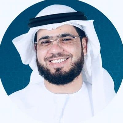 صورة حقيقة وفاة وسيم يوسف الداعية الإماراتي في حادث سير في الإمارات