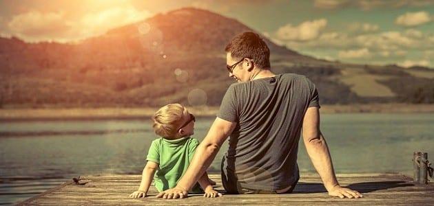 صورة تفسير حلم رؤية الأب في المنام