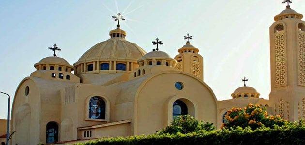 صورة تفسير رؤية الكنيسة في المنام