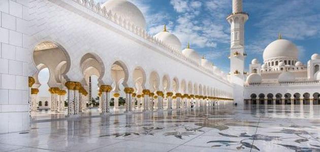 صورة إيقاف الصلاة جماعة في المساجد في السعودية