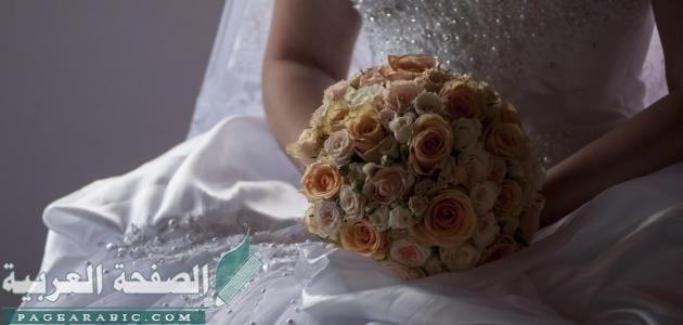 تفسير رؤية فستان الزفاف بالمنام