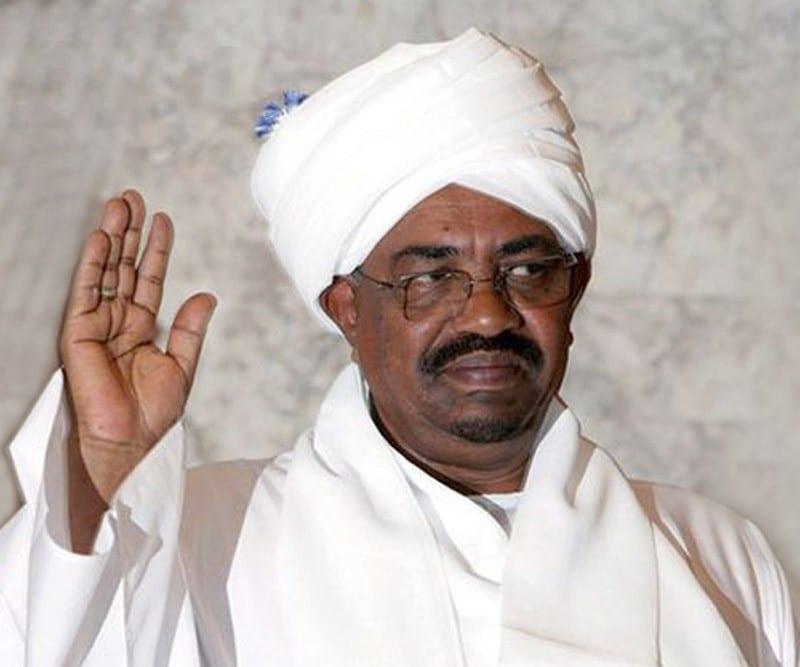 صورة حقيقة اعتقال عمر البشير الرئيس السوداني