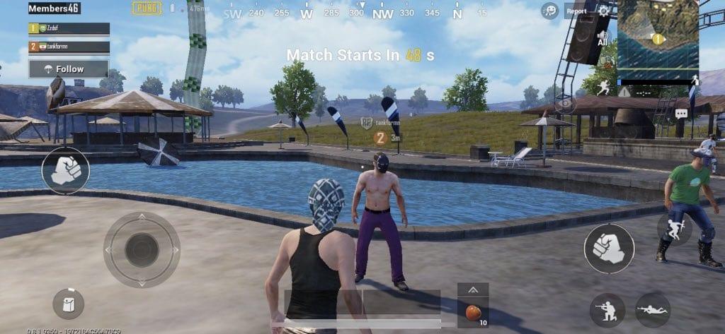 صورة لعبة ببجي : عريس يترك عروسه لكي يلعب اللعبة