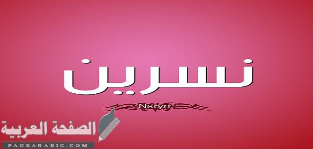 Photo of معنى اسم نسرين وصفات حامله