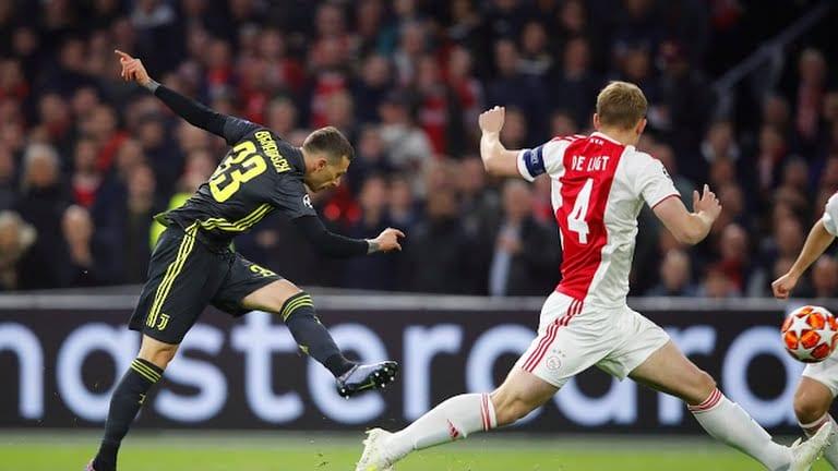 Photo of نتيجة مباراة يوفنتوس وأياكس من دوري ابطال اوروبا 2019 1:1