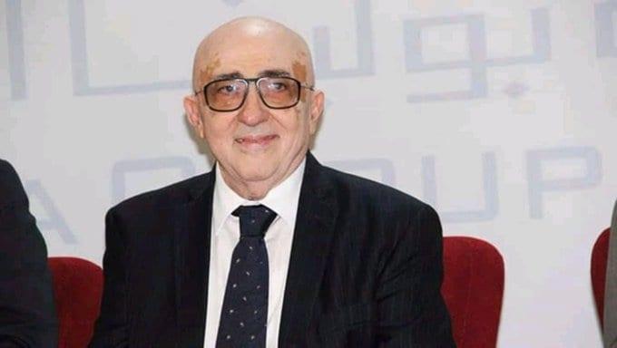 صورة وفاة عبدالوهاب بن عياد رجل الأعمال التونسي ومؤسس مؤسسة بولينا