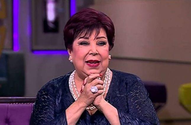 صورة حقيقة وفاة رجاء الجداوي بعد تعرضها لـ مرض مفاجيء وإلغاء العمرة