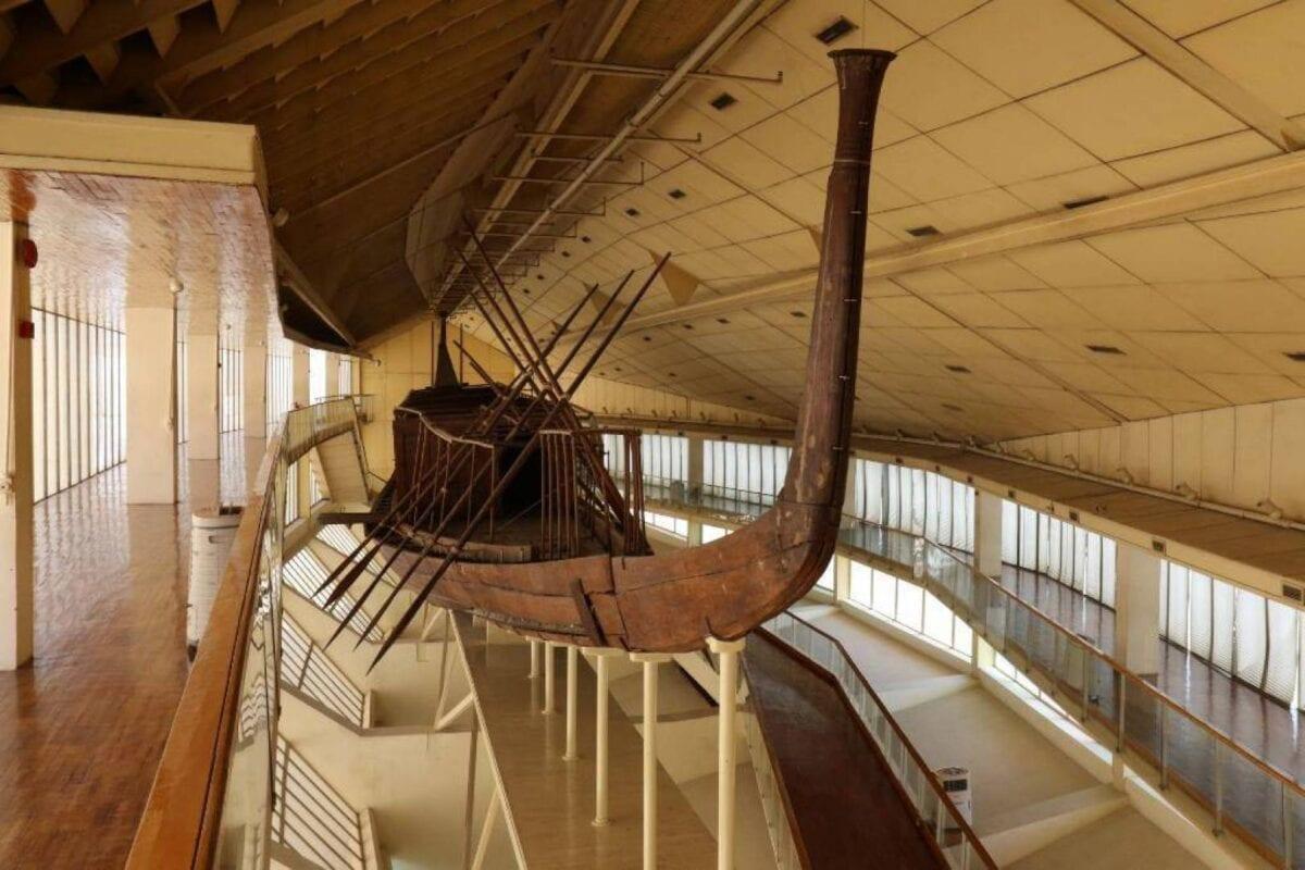 صورة ماهي سفينة خوفو معلومات ويكيبيديا
