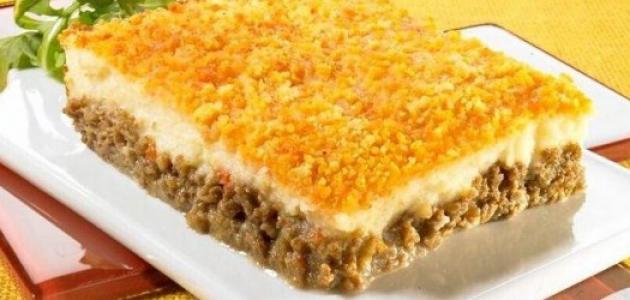 Photo of طريقة عمل صينية بطاطس باللحمة المفرومة