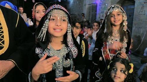 صورة اغنية مرحا بقدومك رمضان ماريا قحطان من اغاني رمضان 2019