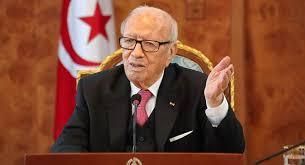 """صورة حقيقة وفاة الرئيس التونسي السبسي """"إشاعة"""""""