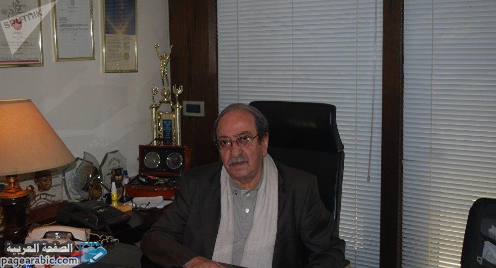 صورة شاهد حقيقة وفاة دريد لحام الفنان السوري الكبير