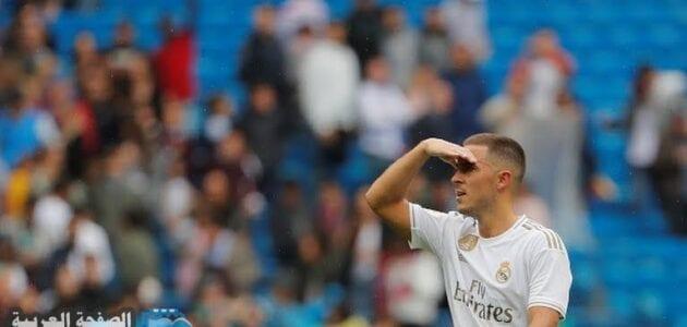 نتيجة مباراة ريال مدريد وليفانتي اهداف ريال مدريد اليوم