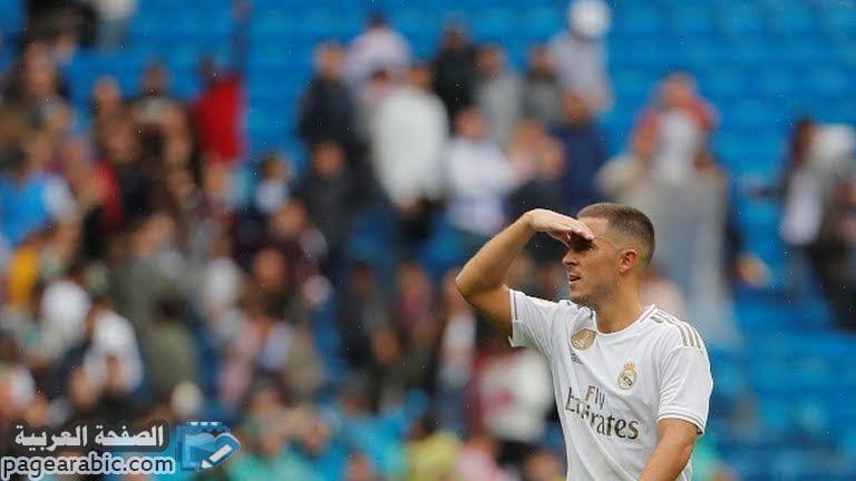 نتيجة مباراة ريال مدريد وليفانتي اهداف ريال مدريد اليوم - الصفحة العربية